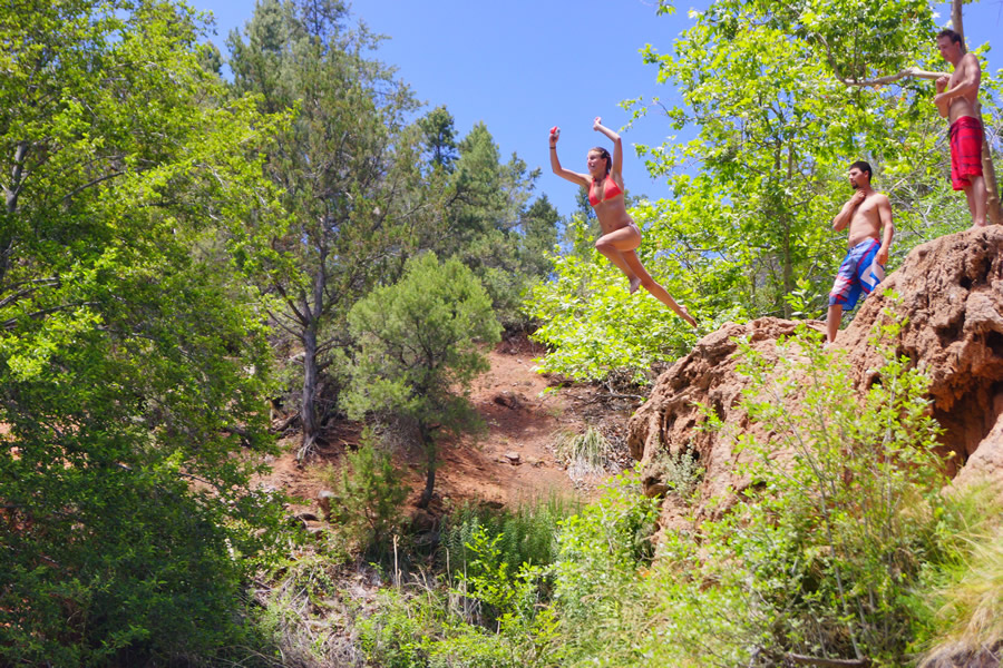 Fossil Creek Swimming Hole